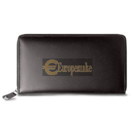 Caran d'Ache EBONY PASSPORT HOLDER WITH ZIP