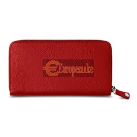 Caran D'Ache LÉMAN RED WOMAN'S WALLET