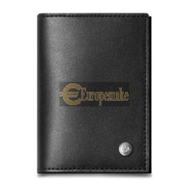Caran D'Ache BLACK BUSINESS CARD HOLDER