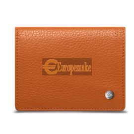 Caran D'Ache LÉMAN SAFFRON BUSINESS CARD HOLDER
