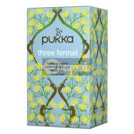 Pukka Teas Three Fennel 20sac