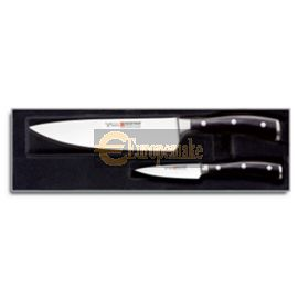 Wüsthof CLASSIC IKON Knife set - 9606