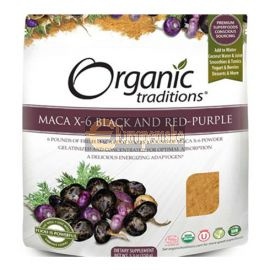 Organic Traditions Maca X-6 Powder 150g