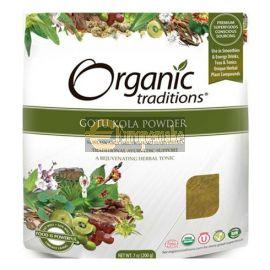 Organic Traditions Gotu Kola Powder 200g