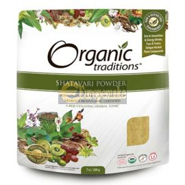Organic Traditions Shatavari Powder 200g