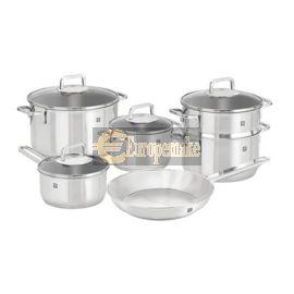 ZWILLING Quadro 10 pc Cookware Set 65060-001