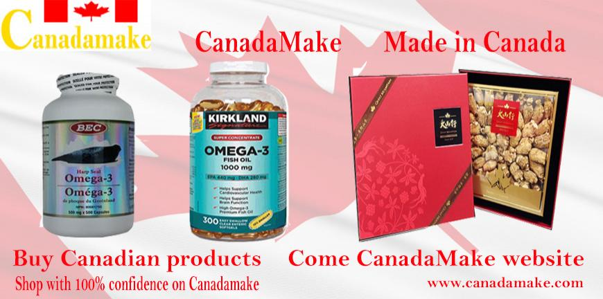 Canadamake  Made in Canada