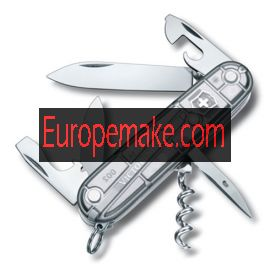 Swiss Army Knives Category Everyday Use Spartan Silver Tech 91cm