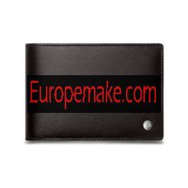 Caran D'Ache EBONY 14-CARD WALLET