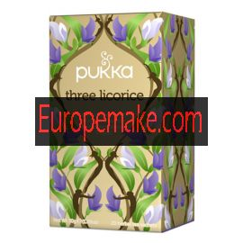 Pukka Teas Three Licorice 20sac