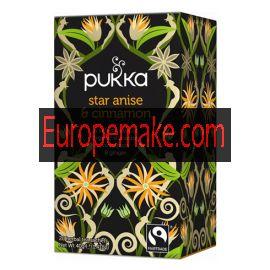 Pukka Teas Star Anise & Cinnamon 20sac