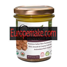 Organic Traditions Roasted Hazelnut Butter 180g