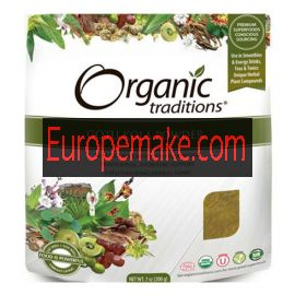 Organic Traditions Gotu Kola Powder 200g