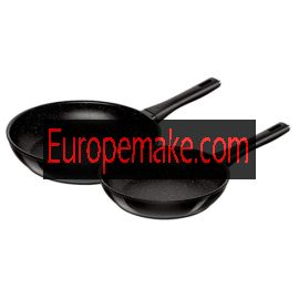 WILLING Marquina Aluminum Non – Stick 2pc Fry Pan Set 9.5″ and 11″ 66309-001