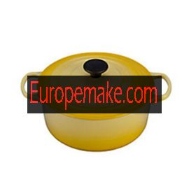 Le Creuset Round French Oven-8.1 L, 7-8 servings-Soleil