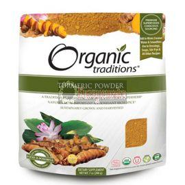 Organic Traditions Turmeric Powder 200g