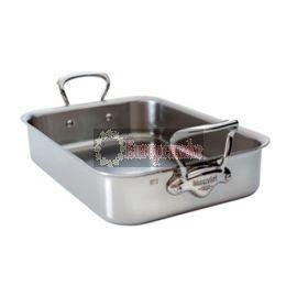 Mauviel M'cook Rectangular Roasting Pan 35cm x 25cm x 7cm