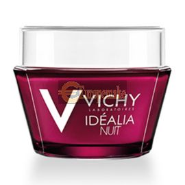 Wichy IDÉALIA NIGHT CREAM RECOVERY FACE MOISTURIZER FOR RADIANCE 50ml