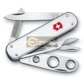 Swiss Army Knives Category Everyday Use Cigar Cutter Alox 74mm