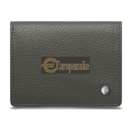 Caran D'Ache LÉMAN GREY BUSINESS CARD HOLDER