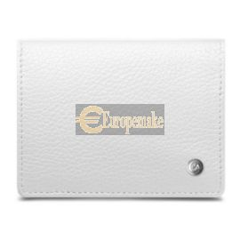 Caran D'Ache LÉMAN WHITE BUSINESS CARD HOLDER