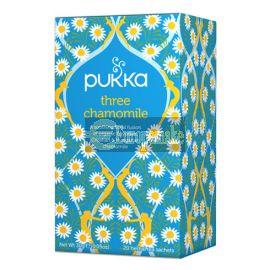 Pukka Teas Three Chamomile 20sac