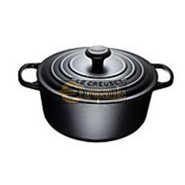 Le Creuset Round French Oven-8.1 L, 7-8 servings-Licorice