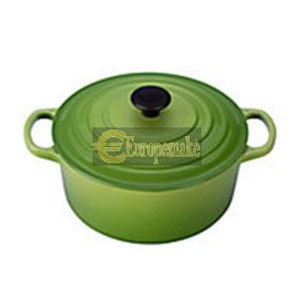 Le Creuset Round French Oven-8.1 L, 7-8 servings-Palm