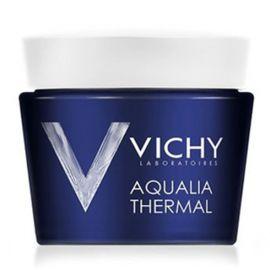 Wichy AQUALIA THERMAL NIGHT SPA HYDRATING NIGHT CREAM 2.5 FL. OZ.