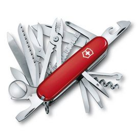 Swiss Army Knives Category Everyday Use SwissChamp 91mm