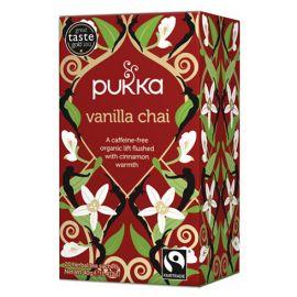 Pukka Teas Vanilla Chai 20sac