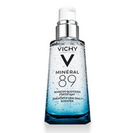 Vichy MINÉRAL 89 HYALURONIC ACID FACE MOISTURIZER 50ml