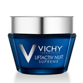 Wichy LIFTACTIV NIGHT CREAM ANTI-WRINKLE FACE MOISTURIZER 1.7FL OZ